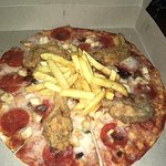 The Shizzle Pizza-not sure what to say