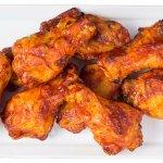 Hot n' Spicy Wings