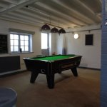 this is the pool table and leisure arer