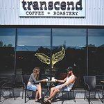 Transcend Coffee at the Ritchie Market