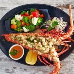 Famous Lobster Thermidor