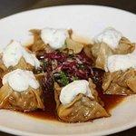 Chorizo Dumplings!