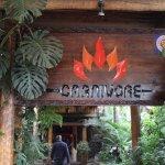 Entrance restaurant, Nairobi