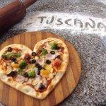 Photo de Tuscana Pizzeria