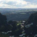 August car park view