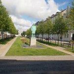 Skt. Anne Plads - Street area in front of Scandic Front