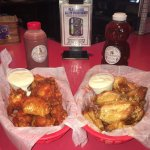 Picasso's Tuesday Wing Challenge....You Got This!