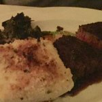 Filet mignon Restaurant Week Dinner