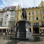 Photo of Ban Josip Jelacic Monument