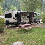 Lightner Creek Campground resmi