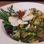 quinoa salad humm my favorite