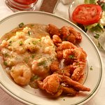 Shrimp Half & Half