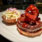 Woodmont Grill - Hickory Burger