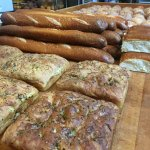 Woodmont Grill - freshly baked bread