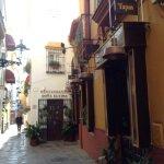 Foto de Barrio de Santa Cruz