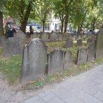 Second graveyard