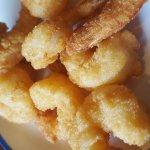 Needs shrimp!