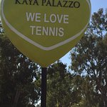 Photo de Kaya Palazzo Golf Resort