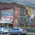 Rocket Donuts - Holly St. Bellingham Washington