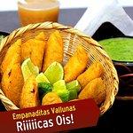 Empanadas Vallunas..