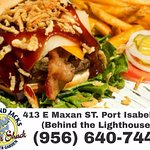 #420 Stoner Burger