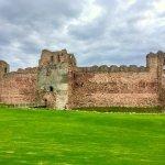 Photo of Tantallon Castle