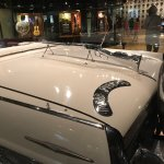 A car on display at the Museum !