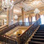 Lobby Staircase