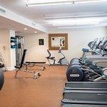 Fitness Center Precor Machines