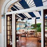 NINE-TEN Ocean-View Terrace Dining