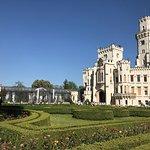 Hluboká nad Vltavou Castle