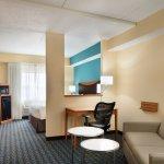 Executive King Suite at Fairfield Inn & Suites Minneapolis Bloomington/Mall of America