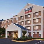 Exterior at Fairfield Inn & Suites Minneapolis Bloomington/Mall of America