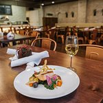 Charcoal Bistro prides itself on its  'scratch-kitchen' approach, using only fresh ingredients.