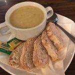 Leek soup x