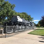 Photo de Big Boy Steam Engine