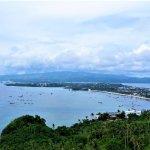View of Boracay Island