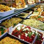 Healthy Salad Selection