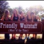 Great waitstaff
