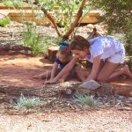 Arid Explorers Garden - just for the kids