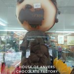 House of Anvers Chocolate Factory