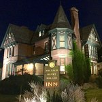 The Inn at night.