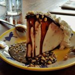 Hula Pie - the ladies didn't think they would finish it