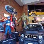 Avengers Truck