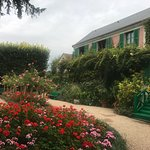 The home of Claude Monet, Giverny France