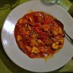 Spicy Jambalaya.