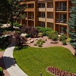 Photo of Courtyard Boulder