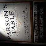 Foto de The Parson's Table