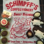 Candy from Schimpff's.