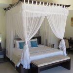 King size bed, Bali Rich Villas